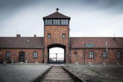 Entrata Lager Auschwitz